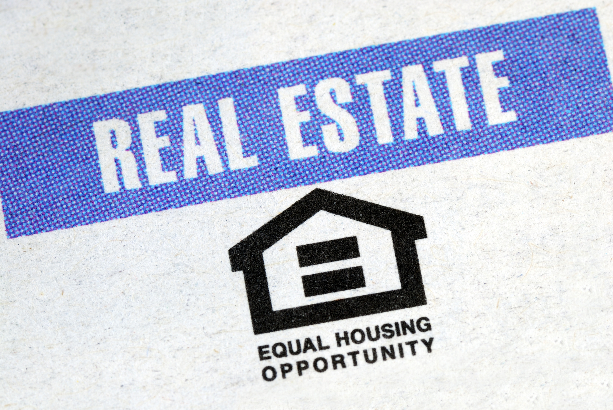 Equal housing opportunity-1