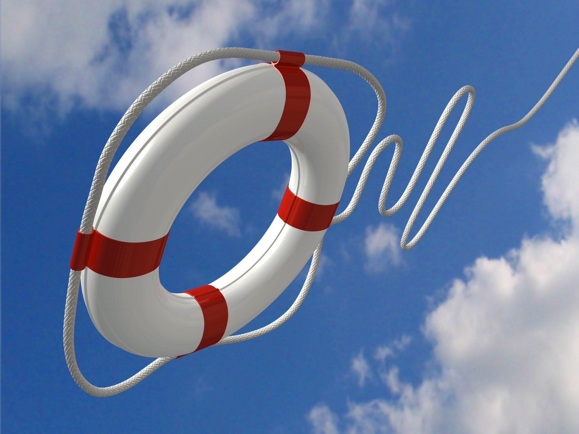 Help with lifebuoy