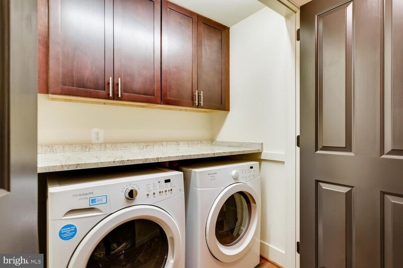 Property management Baltimore in-unit laundry